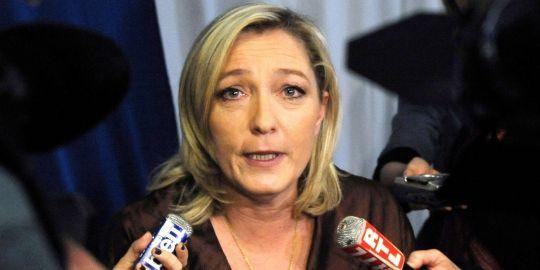 Marine le pen 2012 Elections 2012 : Marine Le Pen atteindrait les 20% au premier tour en 2012