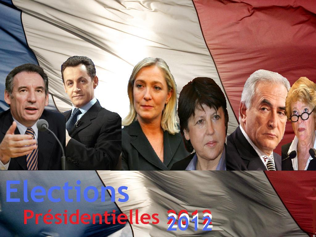 elections 2012 Election 2012 : Les voeux des politiques pour 2011