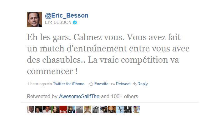 eric besson Elections 2012 : François Hollande sera le candidat du PS aux présidentielles 2012