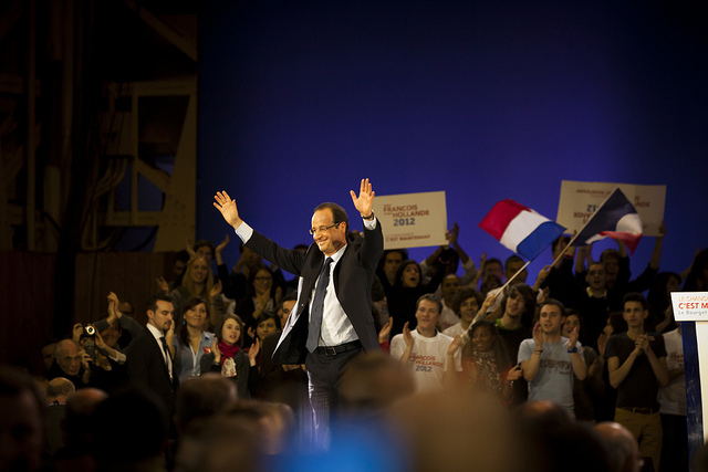 françois hollande 20122 Elections 2012: François Hollande élu president