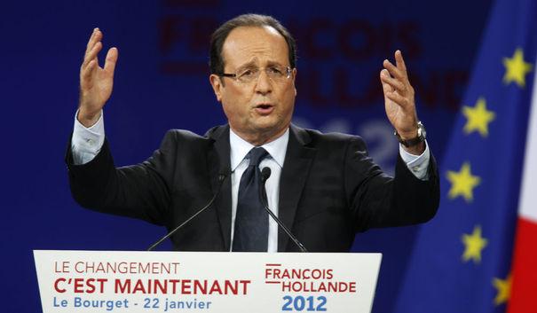 francois hollande1 Elections 2012: François Hollande élu president