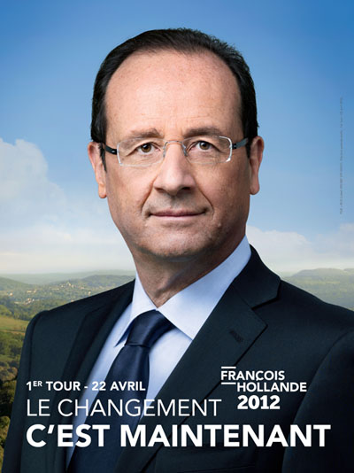 hollande 2012 avril Elections 2012: François Hollande élu president