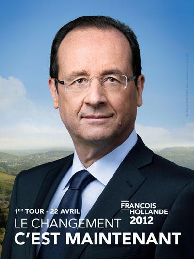 hollande 2012 avril Elections 2012: François Hollande élu president