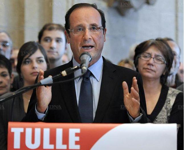 hollande 2012 ps Elections 2012 : François Hollande candidat aux primaires socialistes