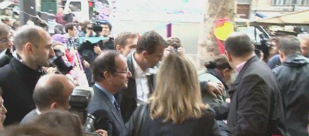 hollande 20121 Elections 2012 : Bataille au sommet au PS pour les primaires