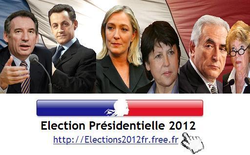 logo 2012 À propos du Blog Elections 2012