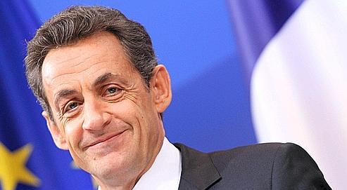 nicolas sarkozy 2012 Nicolas Sarkozy rend hommage à Charles de Gaulle