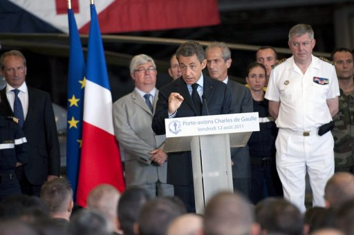 nicolas sarkzoy 2012 Sondages 2012 : Nicolas Sarkozy connait une embellie dans les sondages