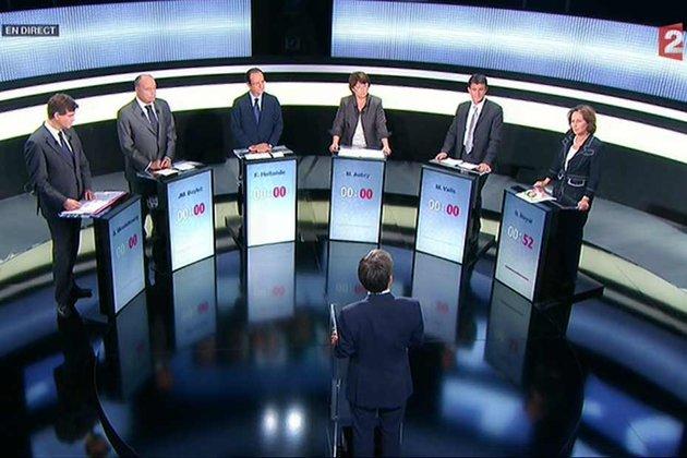 primaires PS 2012 Elections 2012 : Bataille au sommet au PS pour les primaires