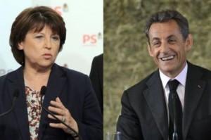 sarkoaubry 300x199 Bienvenue sur Elections Présidentielles 2012