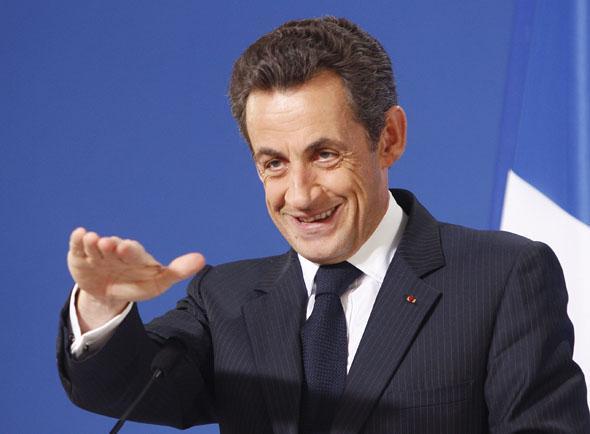 sarkozy Elections 2012 : Sarkozy réduit lécart avec Hollande au premier tour de lélection